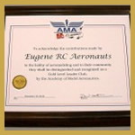 2012 AMA Gold Leader Club Award
