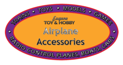 Eugene Oregon's local Toy and Hobby supply shop for over 80 years